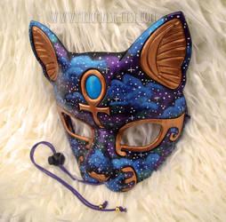 Starry Night Bast #1 by merimask