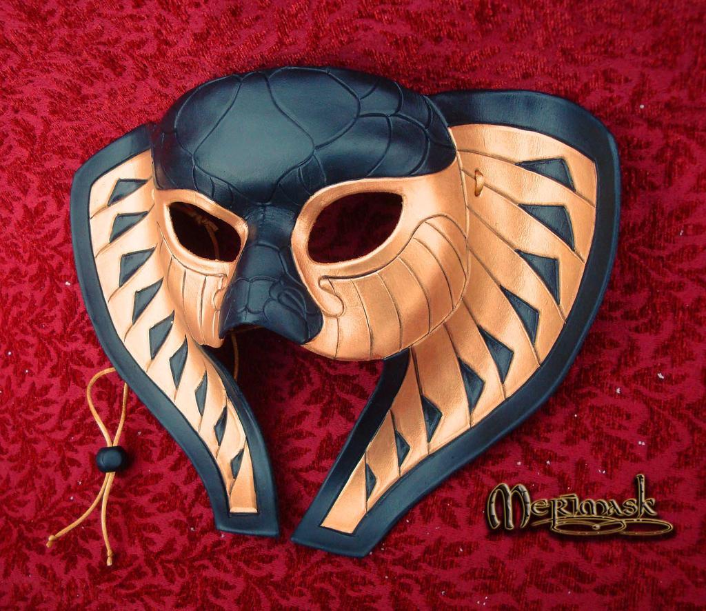 Kebechet mask by merimask