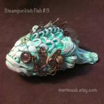 Steampunkish Fish #3