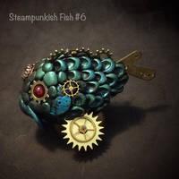 Steampunkish Fish #6