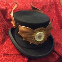 Steampunk Top Hat, Draco Temporis
