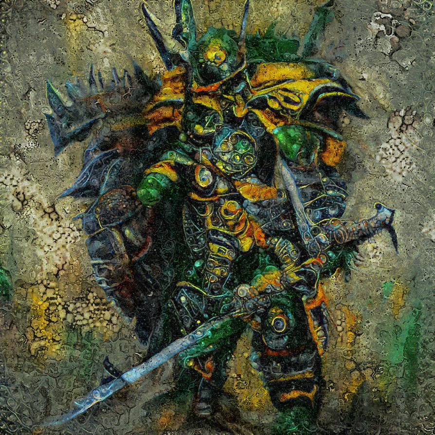 Green Blood Knight :)