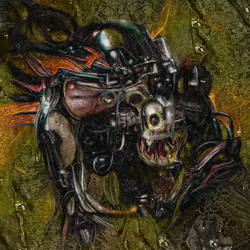 Cyborg Monster