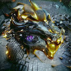 Electronic Dragon (Abstract)