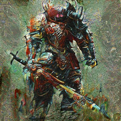 Chaos Warrior v1