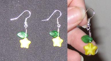 Paopu Earrings by athena5897