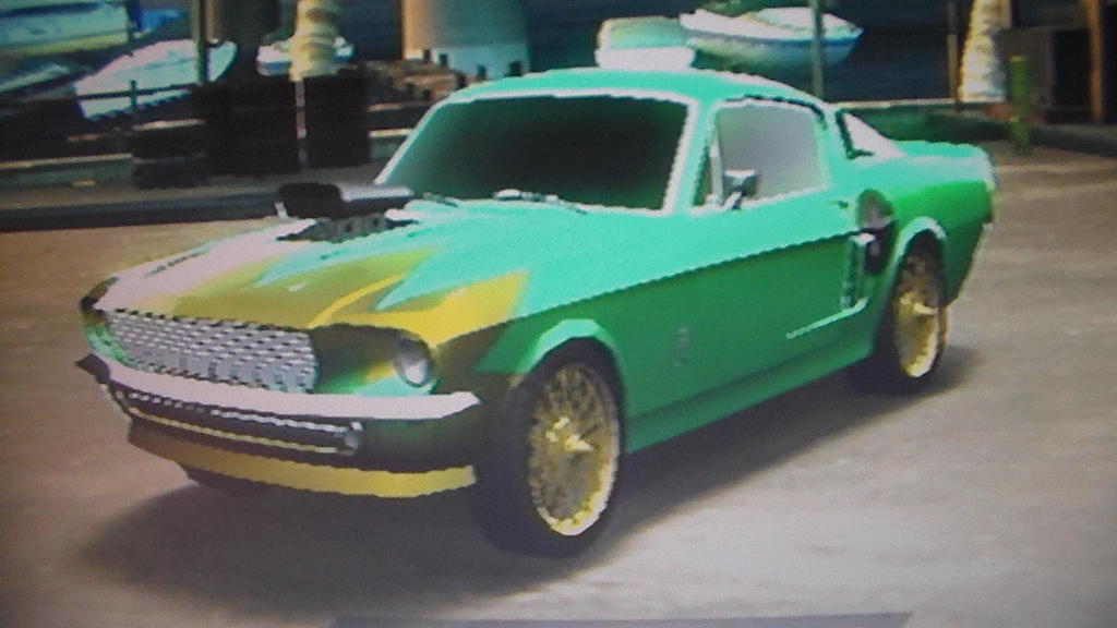 Nfsu Von Clutch Ttr Tier 2 Car Angle 1 By Thebandicootbrony On