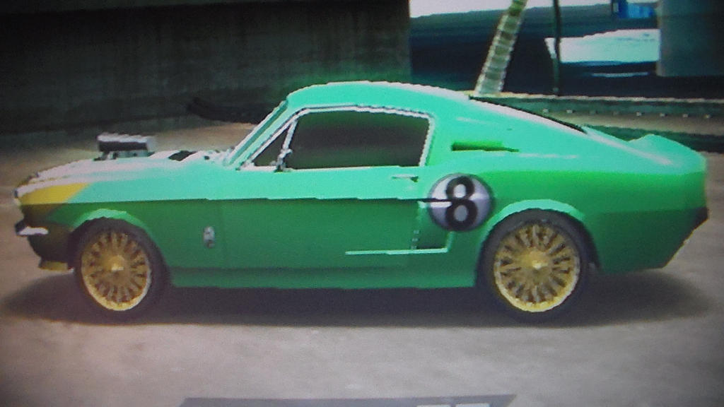 Nfsu Von Clutch Ttr Tier 2 Car Angle 2 By Thebandicootbrony On