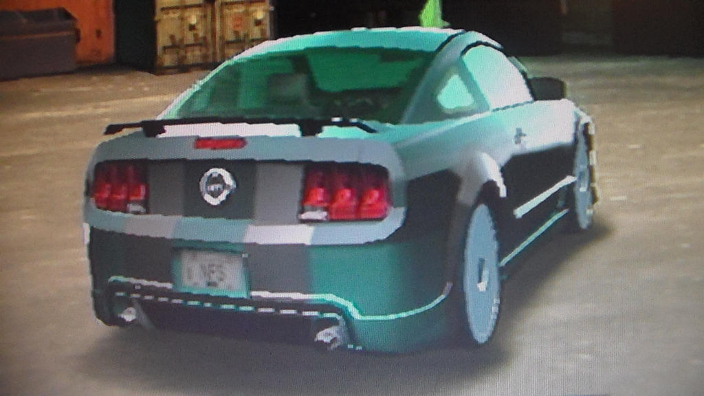 Nfsu Cortex Ttr Tier 3 Car Angle 2 By Thebandicootbrony On