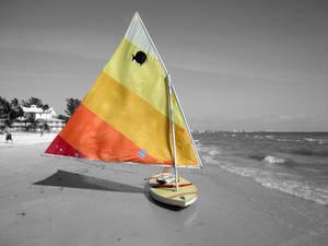 ze sailboat