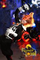 KDH 2: Sora In Halloween Town by studioK2