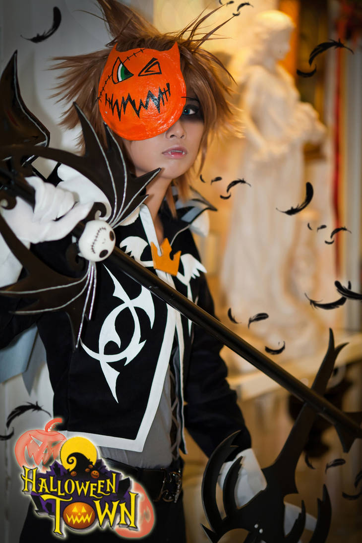 Nightmare Before Christmas Sora.Sora Devil And Angel By Studiok2 On Deviantart