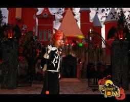 Sora :Trick or Treat by studioK2