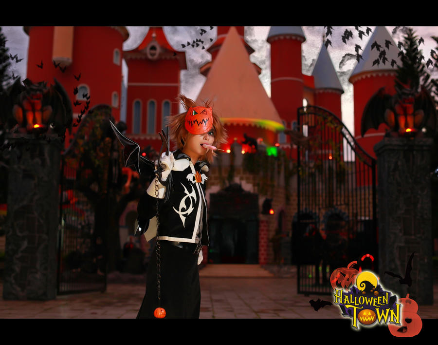 Sora :Trick or Treat by studioK2
