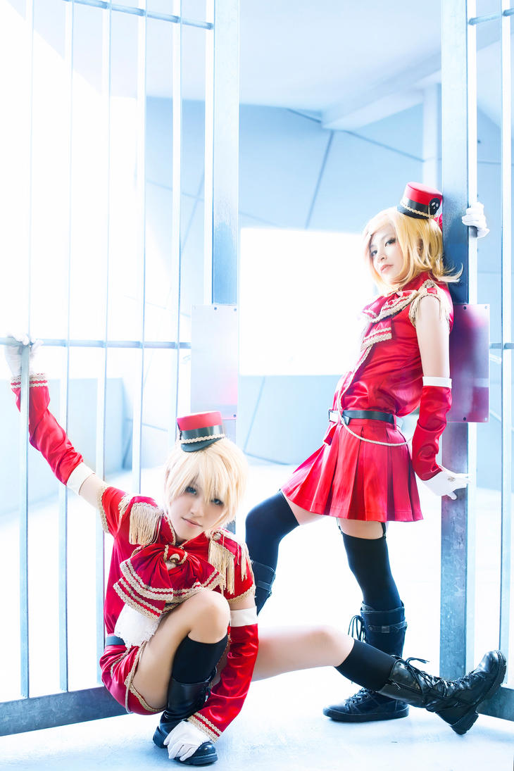 Vocaloid - Koushinkyoku :Rin x Len by studioK2