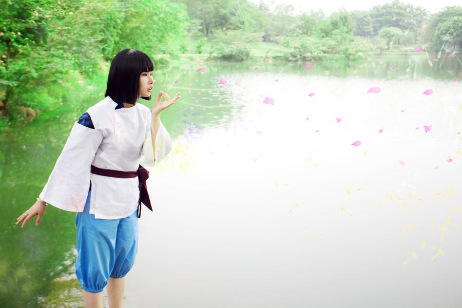Spirited away - Haku by studioK2