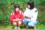 Spirited away - Chihiro n Haku