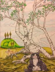 Illustration 5: Hide and Seek