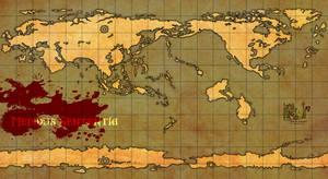 Medidus Sententia - World Map