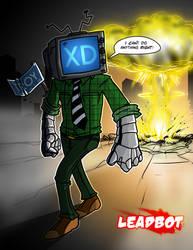 FanArt- Leadbot by Crazon