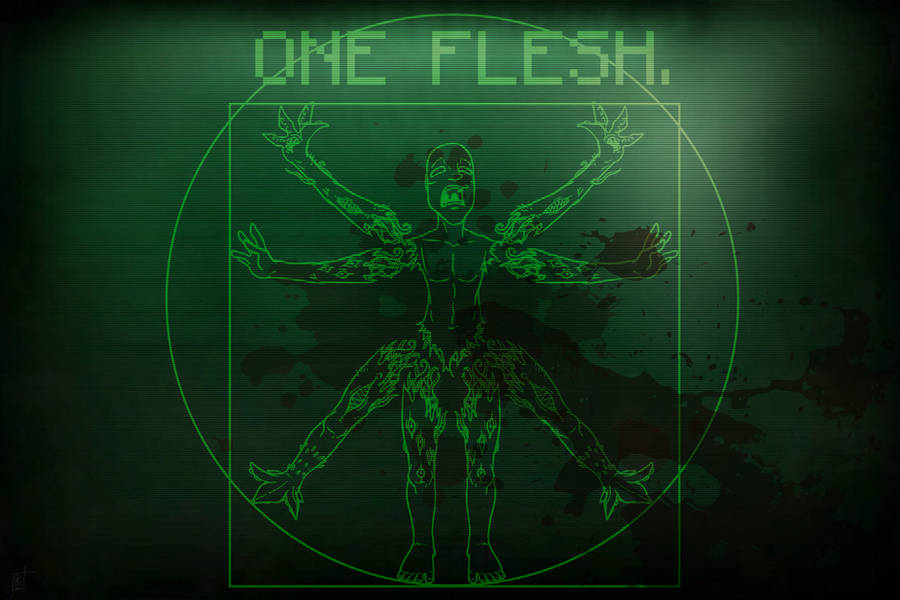 ONE FLESH. by Crazon