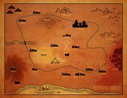 Martian West by Crazon