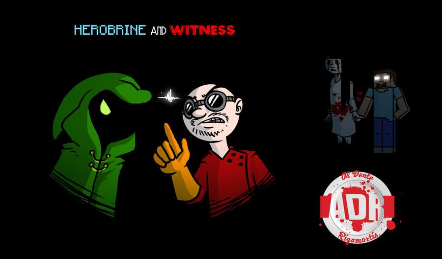 Episode 16 - Herobrine and WITNESS by Crazon