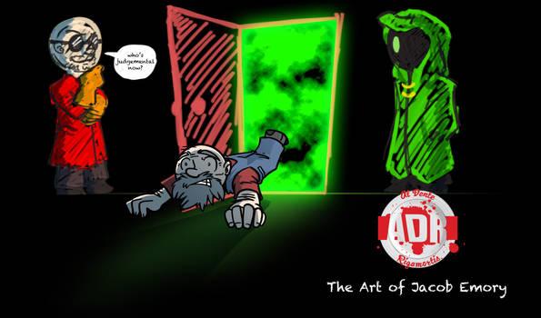 Episode 19 - The Art of Jacob Emory