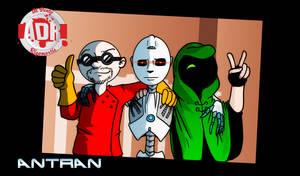 Episode 20 - ANTRAN