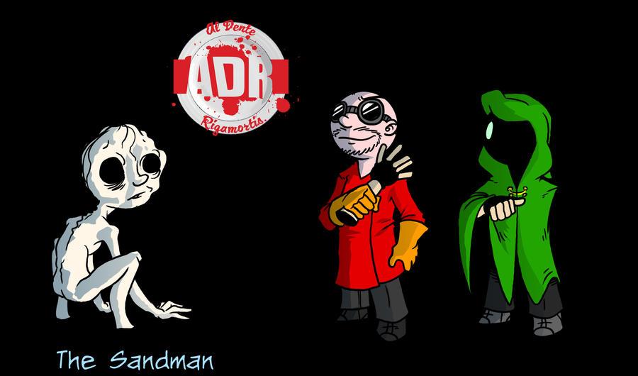 Episode 57 - The Sandman