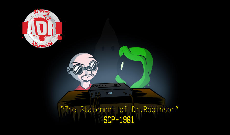 Episode 61 - SCP-1981 by Crazon
