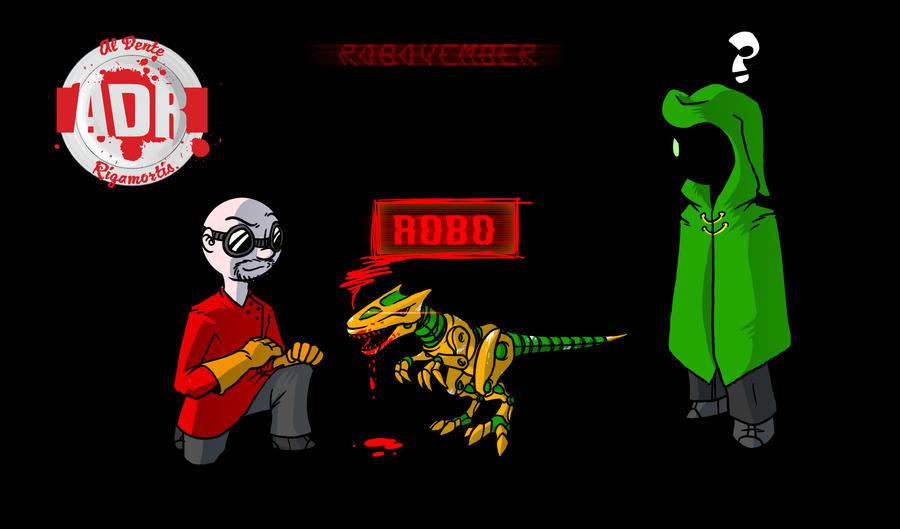 Episode 72 - Robo by Crazon