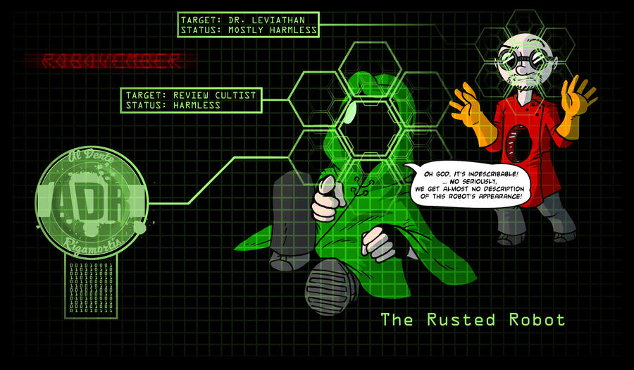 Episode 73 - The Rusted Robot by Crazon