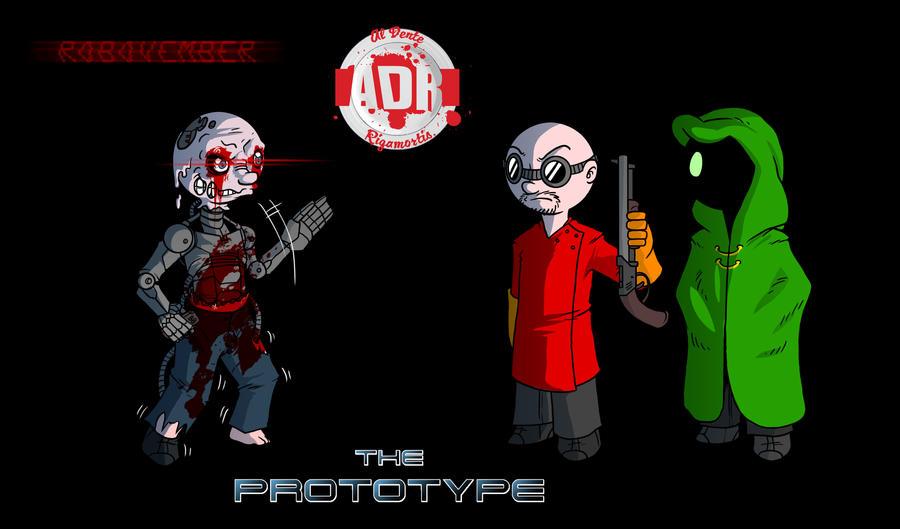 Episode 74 - The Prototype by Crazon