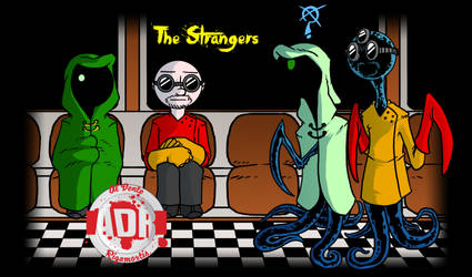 Episode 81 - The Strangers