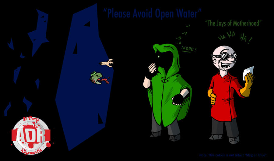 Episode 84 - Please Avoid Open Water  The Joys of by Crazon