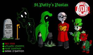 Episode 91 - St.Patty's Pastas by Crazon