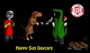 Episode 94 - Happy Sun Daycare by Crazon