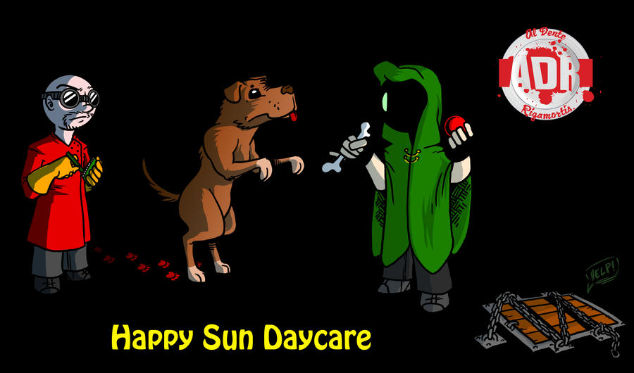 Episode 94 Happy Sun Daycare By Crazon On Deviantart The very idea of children being abused at a daycare is a even worse is the idea that the daycare manages to get away with it. episode 94 happy sun daycare by