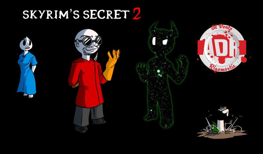 Episode 96 - Skyrim's Secret 2 by Crazon