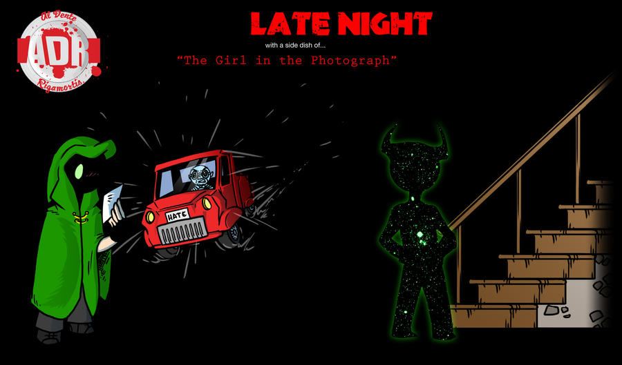 Episode 107 - Late Night by Crazon