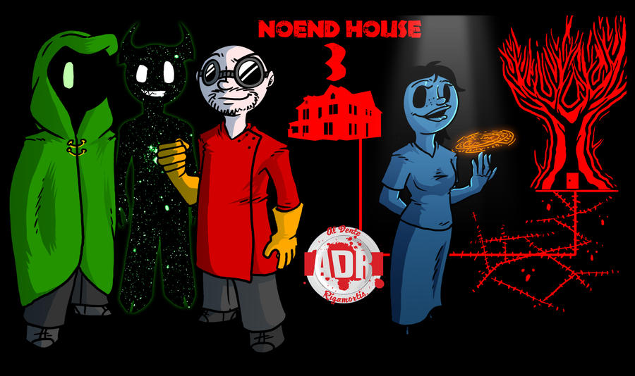 Episode 108 - NoEnd House 3 by Crazon