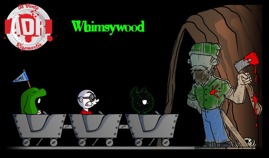 Episode 117 - Whimsywood by Crazon