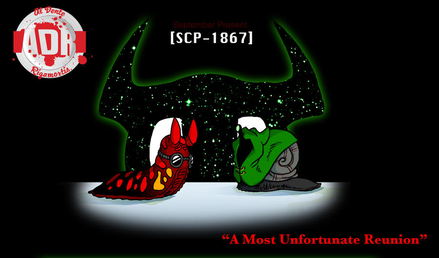 Episode 119 - SCP-1867 by Crazon