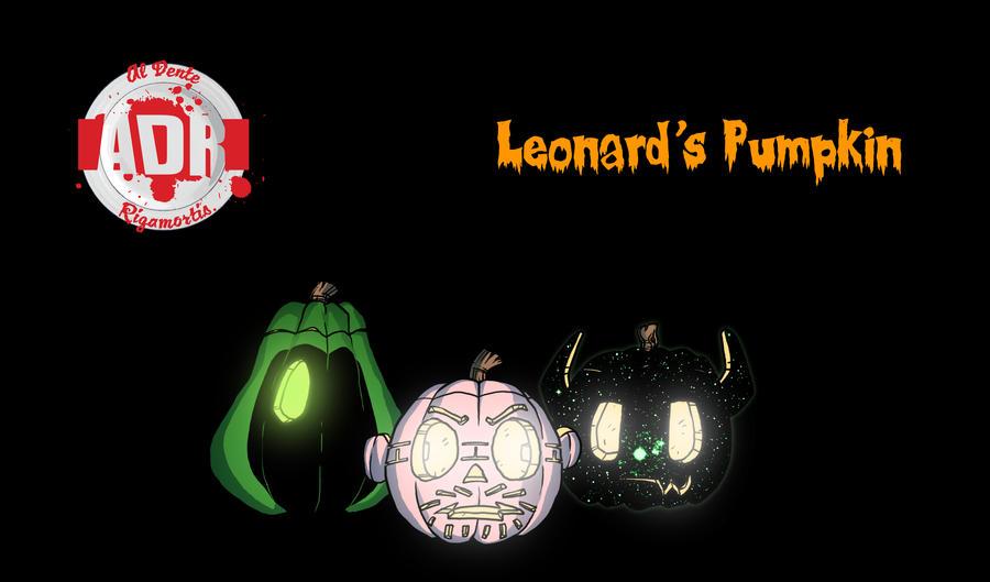 Episode 122 - Leonard's Pumpkin by Crazon