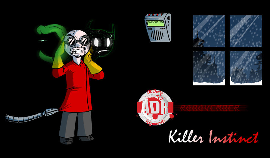 Episode 126 - Killer Instinct by Crazon