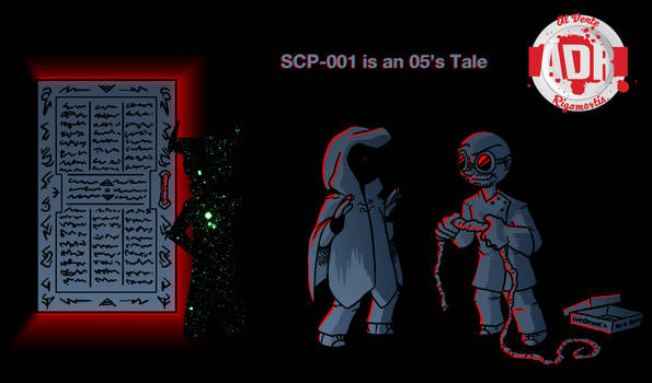 Episode 137 - SCP-001 is an 05s Tale