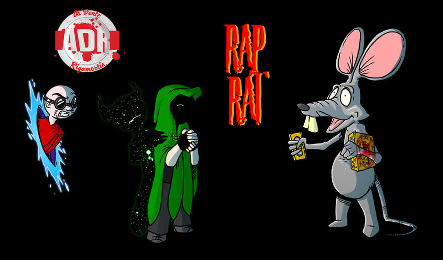 Episode 142 - Rap Rat by Crazon