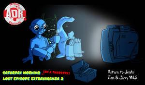 Episode 143 - Lost Episode Extravanganza 2 by Crazon