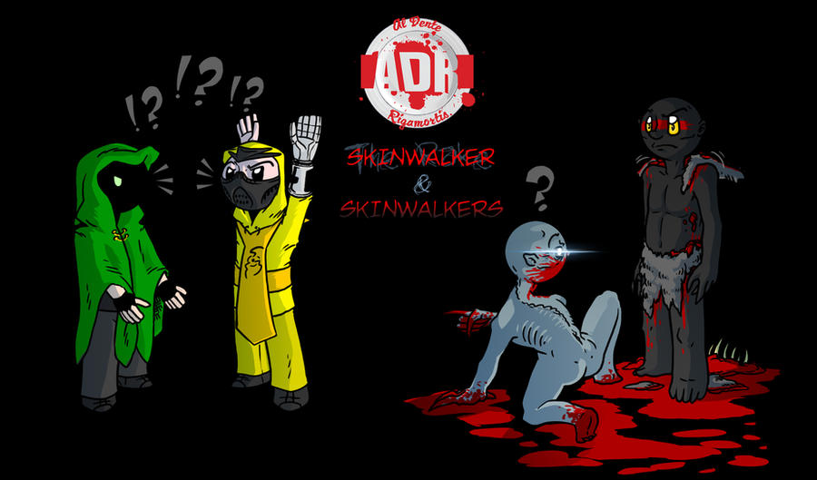 Episode 147 - Skinwalker and Skinwalkers by Crazon